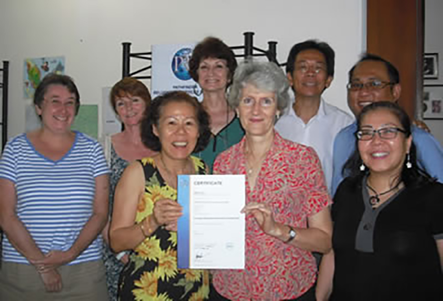 Pathfinder Relocation Services Sdn. Bhd. announces EuRA Global Quality Seal Re-Certification.