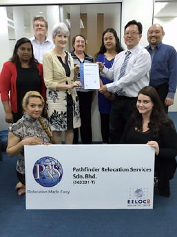 PRS Re-Certified for the Third Time to the EuRA Global Quality Seal